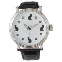Cat Lover Wrist Watch