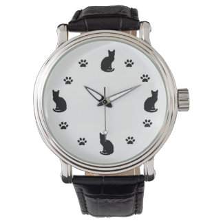 Cat Lover Wrist Watch