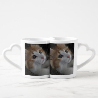 Cat Lovers Cup-Cup love cat Coffee Mug Set