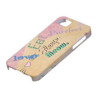 Cat Lover's iphone6 tough case iPhone 5 Cover