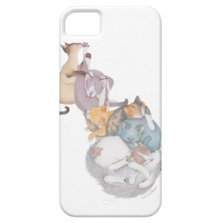 Cat Lovers' IPhone 5 Case