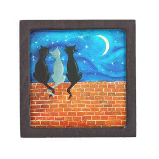 Cat Lovers Keepsake Box Premium Gift Box