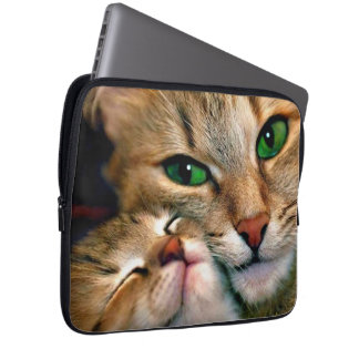 Cat Lovers Laptop Sleeve