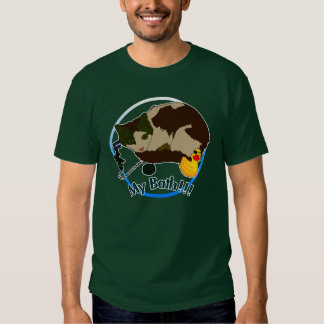 """Cat Lovers, """"Lenny & Duckie!"""" T-Shirt"""