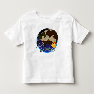 """Cat Lovers, """"Lenny & Duckie!"""" Toddler T-shirt"""