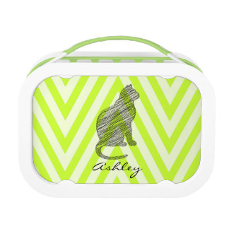 Cat Lovers Lunch Boxes