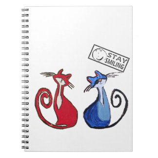 Cat Lovers Notebook