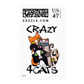 Cat Lover's Postage