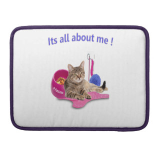 Cat lovers products MacBook pro sleeves