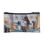 Cat Lover's Purse; Louis Wain's Cats Cosmetic Bags