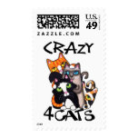 Cat Lover's Stamp
