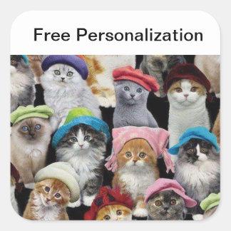 Cat Lovers Sticker Pack