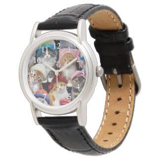 Cat Lovers Wrist Watch