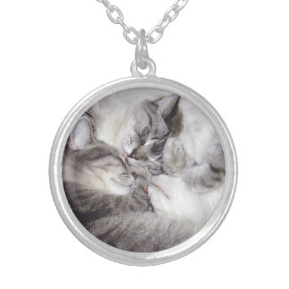 """Cat Luv #11"" Necklace"