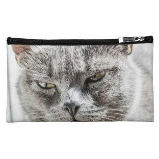 cat makeup bag