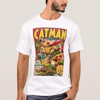 Cat-Man Comics #14 T-shirt