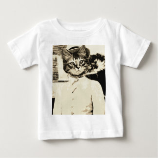 Cat Man Do Baby T-Shirt