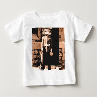 Cat Man Guard T-shirt