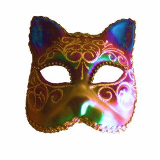Cat Mask Cutout