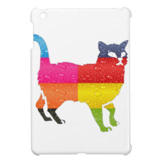 CAT MAYA AZTEC DRCHOS.COM 10V  CUSTOMIZABLE PRODUC iPad MINI CASES