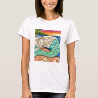 Cat Mermaid 23 T-Shirt