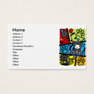 Cat_Method Business Card