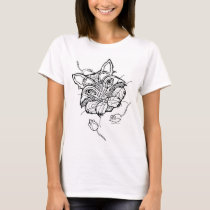 CAT & MICE YOU COLOR IT T-SHIRTS, HOODIES, TOPS