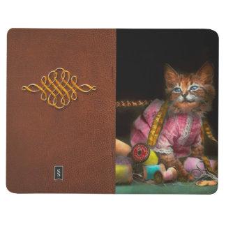 Cat - Mischief makers 1915 Journal