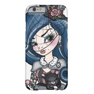 Cat Mistress Iphone Cover
