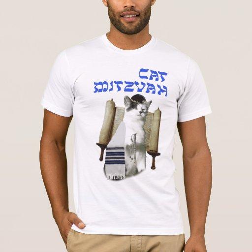 Cat Mitzvah T-Shirt