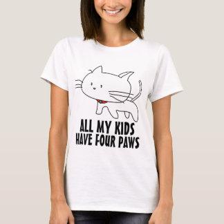 Cat Mom T-shirts. Funny & Cute T-Shirt