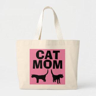 CAT MOM Totes Handbags Purses, Cats
