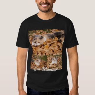 Cat Montage T-Shirt