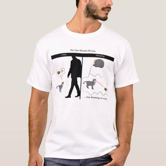 cat-moods-2012-07-18-001-01 T-Shirt