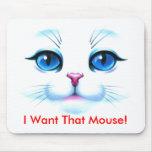 Cat Mouse Mat Mouse Pads