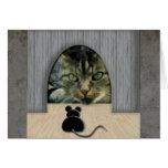 Cat & Mouse Standoff Cards