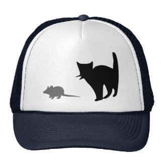 Cat - Mouse Trucker Hat