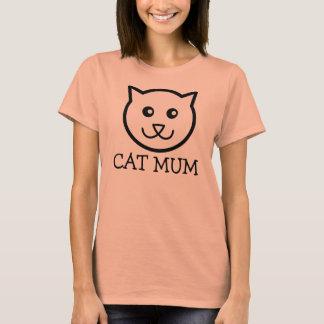 Cat Mum t-shirts