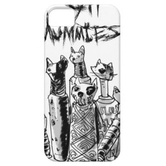 cat mummies iPhone SE/5/5s case