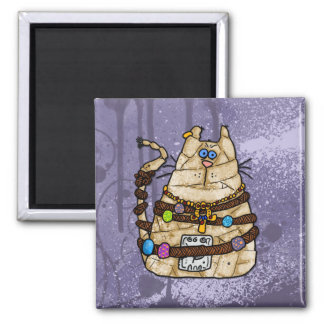 cat mummy 2 magnet