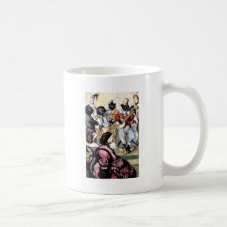 Cat Musicians Coffee Mug