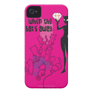 Cat Must Play iPhone 4 Case