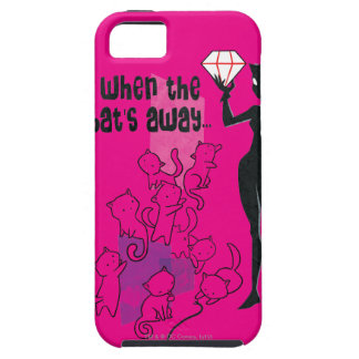 Cat Must Play iPhone SE/5/5s Case