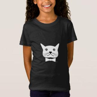 Cat- My funny cross-eyed Cat, Cool Girls T-Shirt