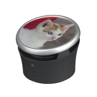 Cat, Mykonos, Greece Bluetooth Speaker