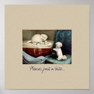 Cat n' Dog Print