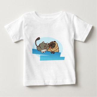 Cat n Pug Infant T-shirt