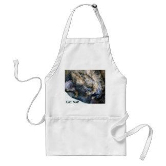 Cat Nap Apron
