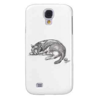 Cat Nap Galaxy S4 Case
