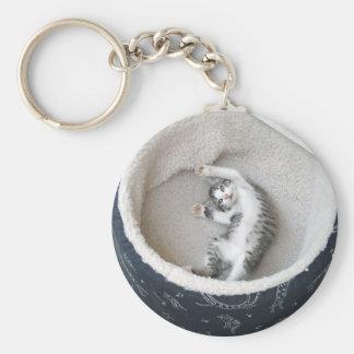 Cat Nap Keychains